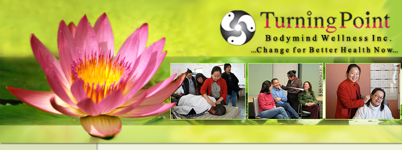 Turning Point Bodymind treatment with acupuncture and counselling